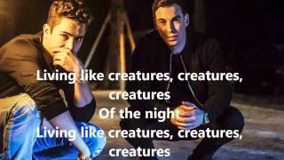 Hardwell ft. Austin Mahone - Creatures Of The Night