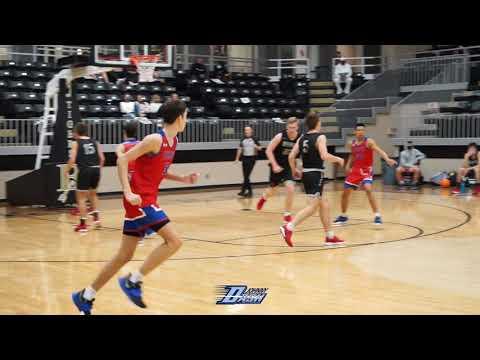 Parker Friedrichsen 2023 | Bixby High School | 2020 Broken Arrow Basketball Showcase Highlights