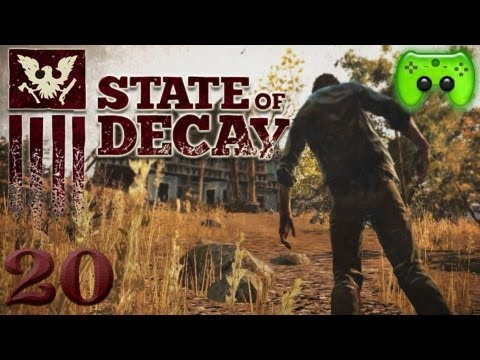 STATE OF DECAY # 20 - Neue Heimatbasis «» Let's Play State of Decay | HD