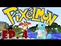 PIXELMON ~ EP. 4 - ATRAPANDO MI PRIMER POKEMON!