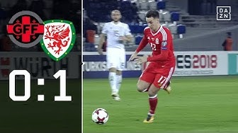 Waliser erkämpfen sich Finale gegen Irland: Georgien - Wales 0:1 | Highlights | WM-Quali | DAZN