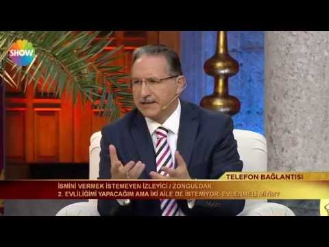 Prof. Dr. Mustafa Karataş Ile İftar Programı 12 Temmuz 2015