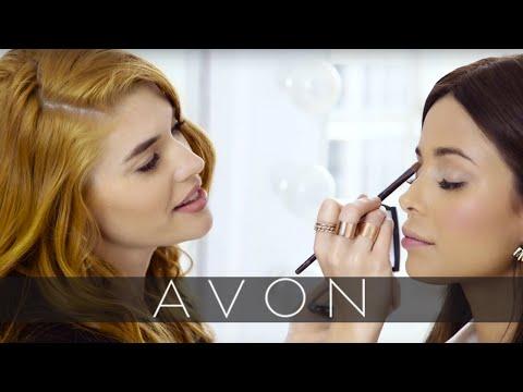 Everyday Makeup Tutorial with Lauren Andersen | Avon