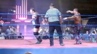 Grandmaster Sexay Brian Christopher Too Cool Dance, Referee Does The Worm
