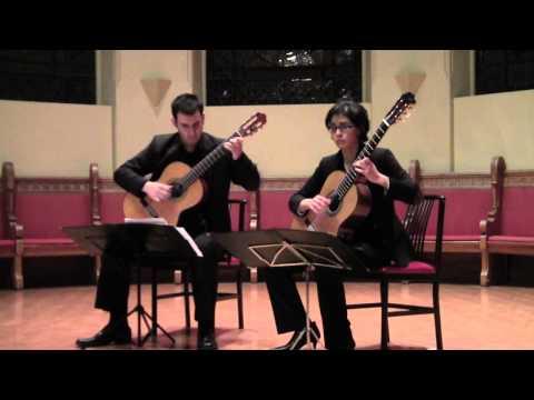 Andante from Grand Duo, Napoleon Coste - Corda...