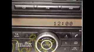 Nissan PN-2804F Ta'mirlash Radios