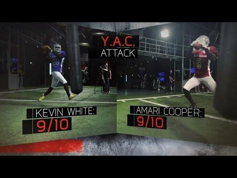 Sport Science: Amari Cooper & Kevin White (HD)