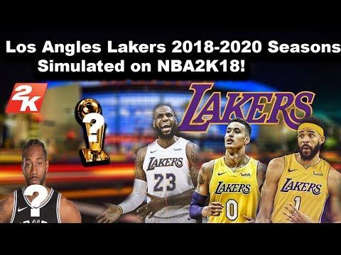simulating-the-los-angeles-lakers-next-2-seasons-in-nba2k18!!!