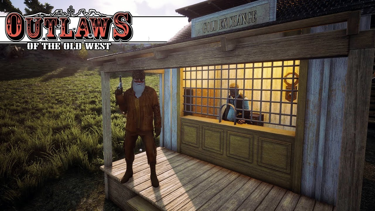 Making Money Outlaws Of The Old West Part 4 Youtube