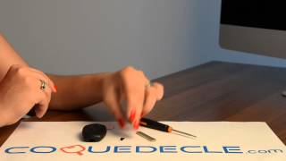 Télécommande coque de clé plip 3 boutons Renault Clio, Laguna, Modus