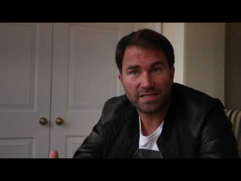 EDDIE HEARN (EXTENDED) ON WARD WIN OVER KOVALEV, BT-SPORT/BOXNATION, RULES OUT EUBANK JR FOR DEC 10