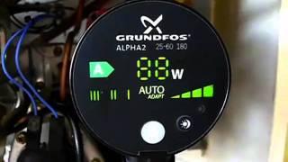 Video Grundfos Alpha2 in Junkers ZWR18 4AE Ansicht download MP3, 3GP, MP4, WEBM, AVI, FLV Agustus 2018