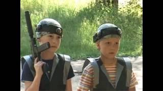 видео лазертаг для детей