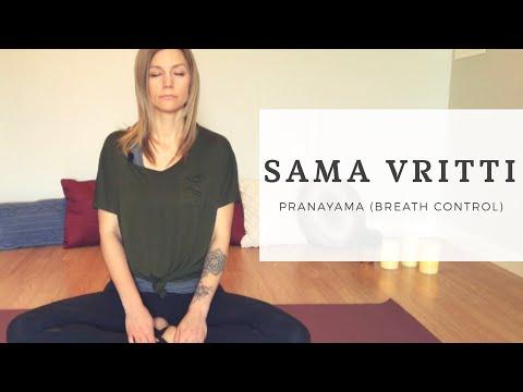 Sama Vritti Pranayama (Breath Control) | ZENner mobile yoga