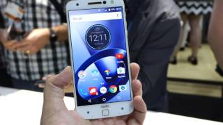 Moto Z (DROID) Hands-On
