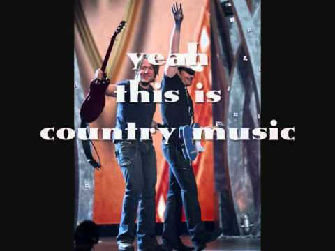 Brad Paisley - This is Country Music (with lyrics)