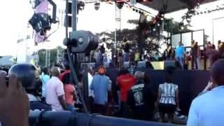 Popcaan & Vybz Kartel @ Reggae Sumfest Part 4 {Gaza - Aug 2010}