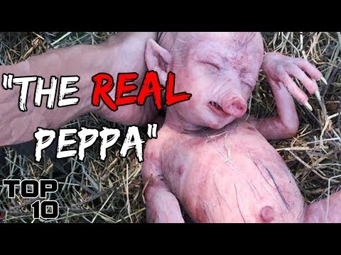 Top 10 Scary Times Peppa Pig Ruined Your Childhood - Part 2