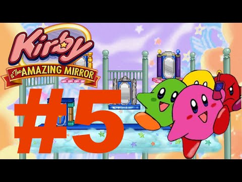 kirby the amazing mirror playthrough part 5 youtube. Black Bedroom Furniture Sets. Home Design Ideas