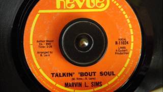 MARVIN L SIMS  - TALKIN