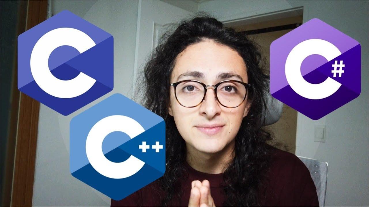 C. C++. C#. 차이점 알려드림. 5분 순삭. Explain C.C++.C#. Like I'm Five