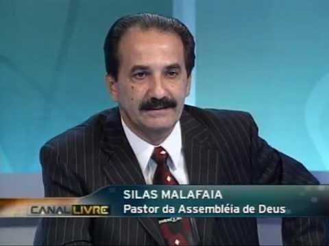 Pr. Silas Malafaia- Debate Canal Livre- BAND parte 1