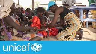 Catastrophe is looming in South Sudan I UNICEF