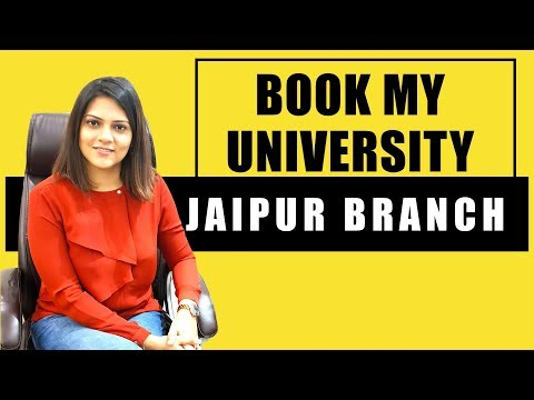 Book My University Jaipur Office