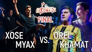 Xose & Myax vs. Orel& Khamat | FINAL @ Electro 10 Years Anniversary