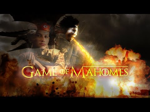 GAME of MAHOMES: A song of fire and ice in the blood of the Chiefs franchise dragon