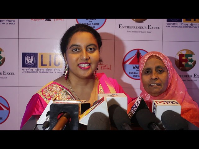 Walk For A Cause, MAA TUJHE SALAAM Award Function at JW Marriott 7