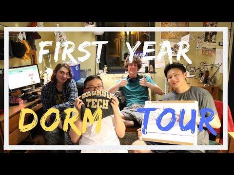 Georgia Tech Dorm(s) Tour | The Greatest Ever