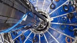 Así suena el Gran Colisionador de Hadrones