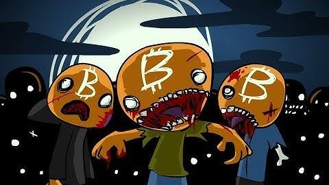 Bitcoin is dead! AGAIN! CNBC Fast Money 01 30 18