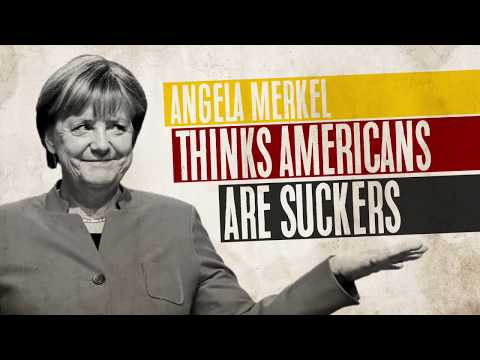 Ad: Merkel & Volkswagen Want to Dump Cheap Cars on the U.S.