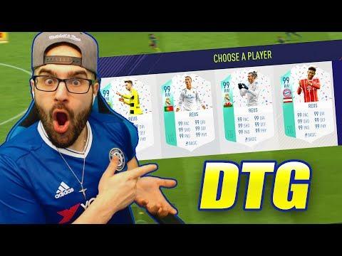 HIGHEST RATED FUT BIRTHDAY DRAFT - FIFA 18 DRAFT TO GLORY #01
