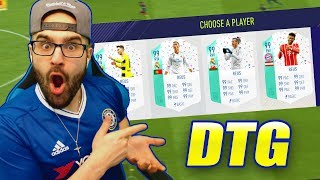 HIGHEST RATED FUT BIRTHDAY DRAFT - FIFA 18 DRAFT TO GLORY #01