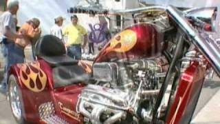 Manufacturer of V8 motorcycles and Trikes | V8 Choppers
