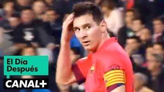 El Día Después (01/12/2014): Monedazo y Agresión a Messi