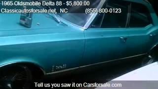1965 Oldsmobile Delta 88  for sale in Nationwide, NC 27603 a #VNclassics