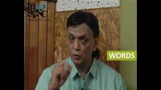 3 Vs - Verbal, Vocal & Visual - Body Language Tips by Nandu Bhende
