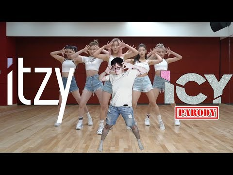 【KY】ITZY — ICY DANCE COVER(Parody Ver.)