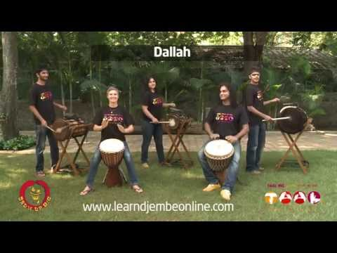 Learn Djembe Online - Dallah sneak peek
