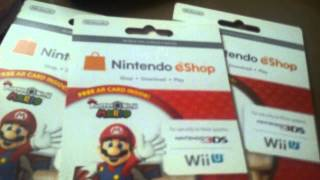 Nintendo eShop Card Review
