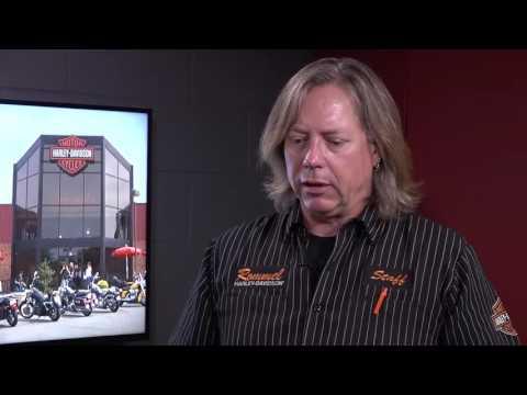 Goss' Garage - Lyndon Abell on the New Harley Milwaukee Eight Engine