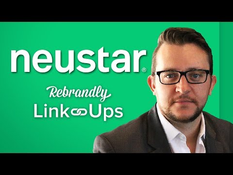 'What Are Dot Brand Top Level Domains?' with Neustar - Rebrandly Link Up