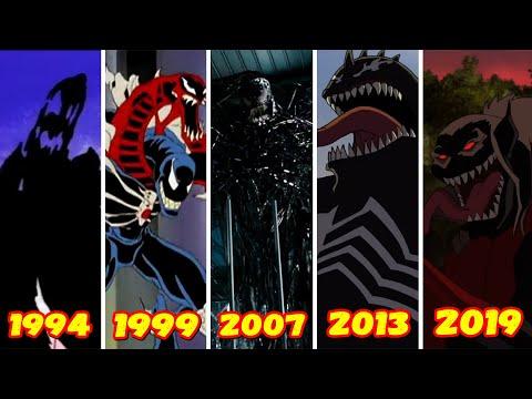 Эволюция Максимальной Силы Венома (1994-2019)