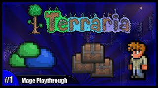 Terraria || The Mage Playthrough
