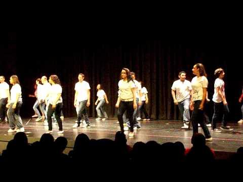 CHS Dance Recital 2009 - Around the World