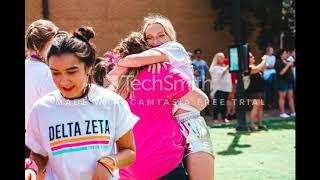 DELTA ZETA BID DAY || CSU 2019